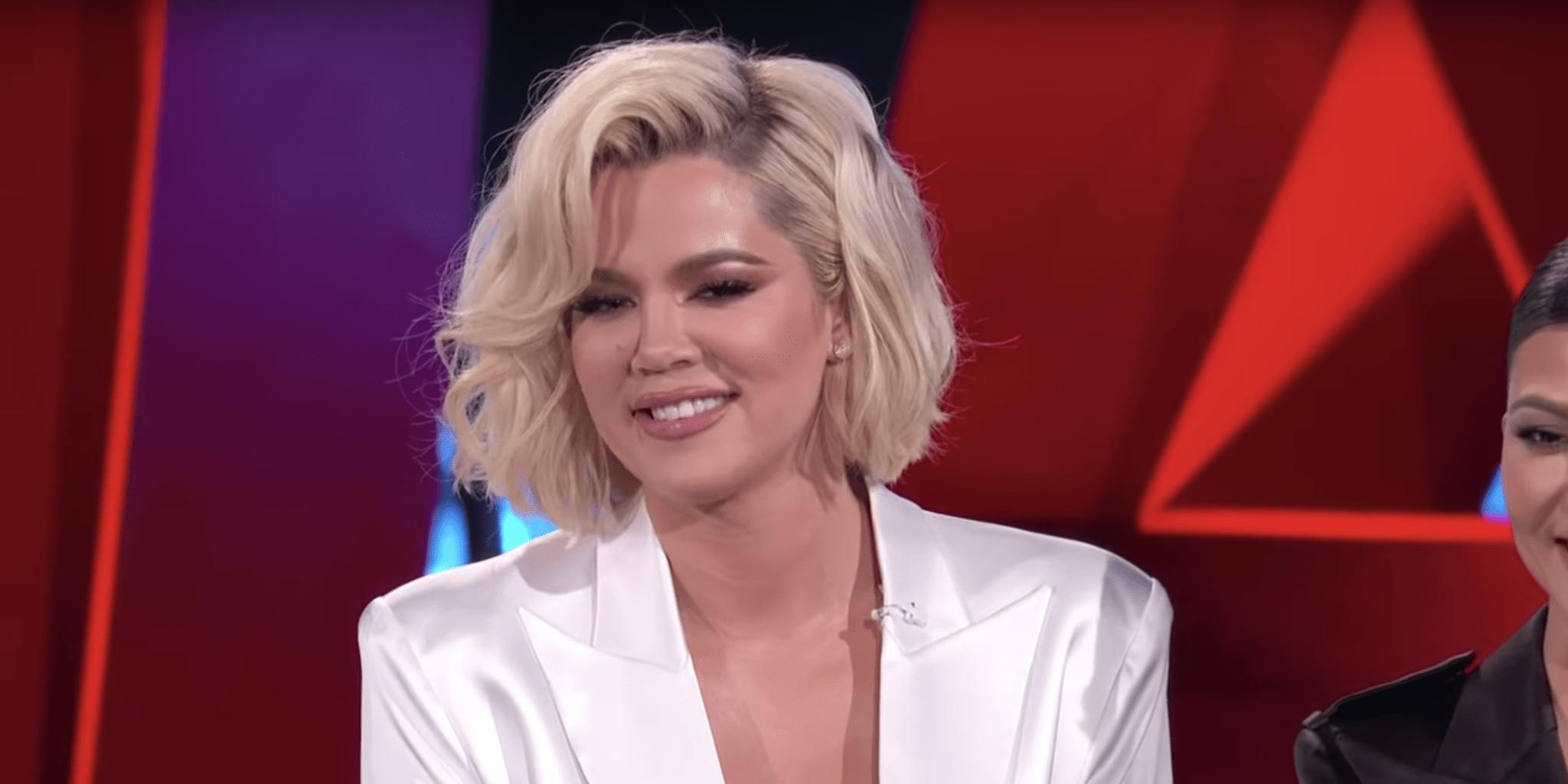Khloe Kardashian Puts Her Toned Booty On Display In The Latest Video, But Fans Get To See Her Face Better And Say She Definitely Had A Nose Job
