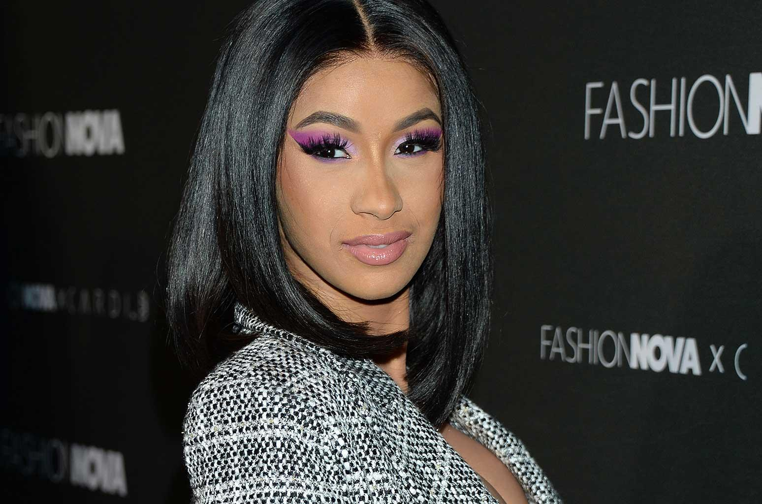 Cardi B - Here's Why She Needs Extra 'Time To Relax And Heal' After Going Under The Knife