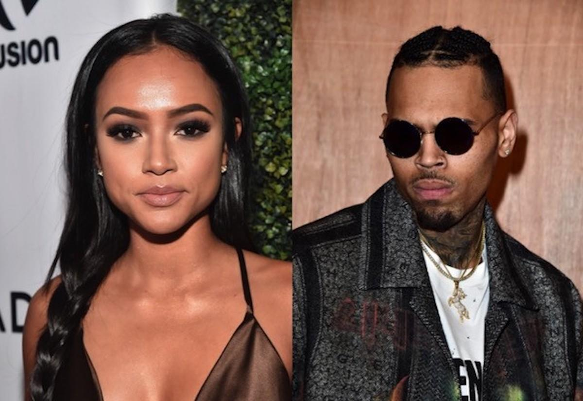 Karrueche Tran Talks Life After The Chris Brown Split And Explains Why It's Amazing!