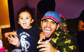 Chris Brown's Message And Photos In Honor Of His Baby Girl Royalty's Fifth Birthday Have Fans In Awe - People Compare Chris' Post To The One Of Nia Guzman, RoRo's Mom