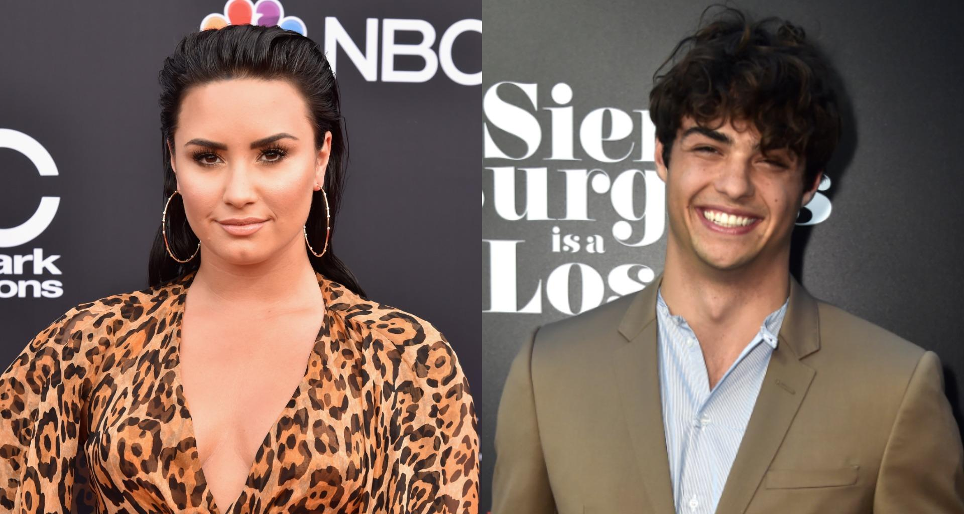 Demi Lovato Follows Noah Centineo And Social Media Is Freaking Out!