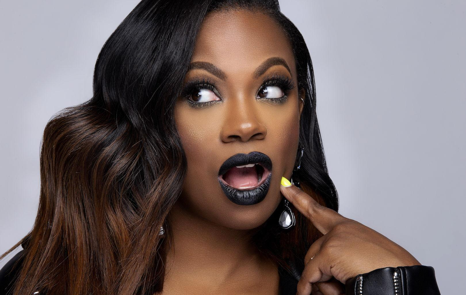 Kandi Burruss' Fans Say She's Lifting Women With The Help Of Her Latest Show, 'Welcome To The Dungeon' - Tammy Rivera Is The Latest Guest Star