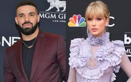Drake Wins Most Billboard Music Awards Ever Breaking Taylor Swift's Record!
