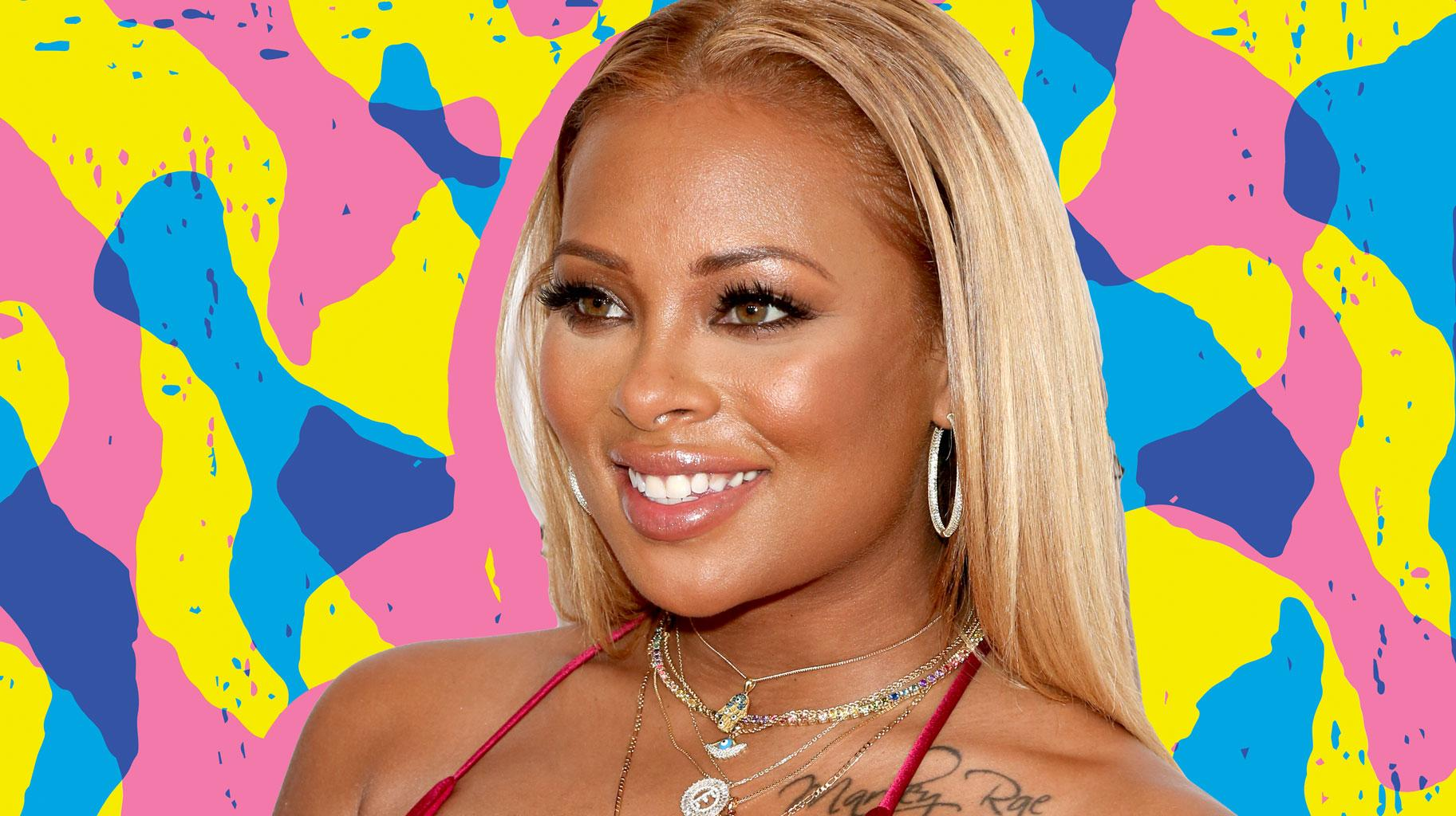Eva Marcille Is Promoting A Clothing Line With The Mission To Uplift, Inspire And Encourage Others