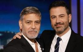 George Clooney Talks New Hulu MiniSeries Catch-22, His Birthday, And Easter With Bono