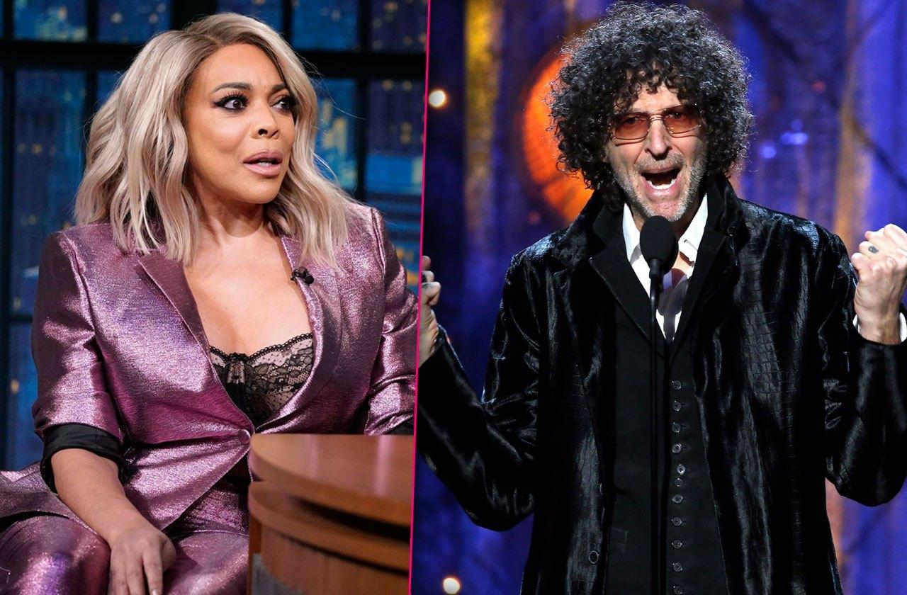 Wendy Williams Says Feud With Howard Stern Is Over After He Apologized - Admits She Was Heartbroken Over His Rant