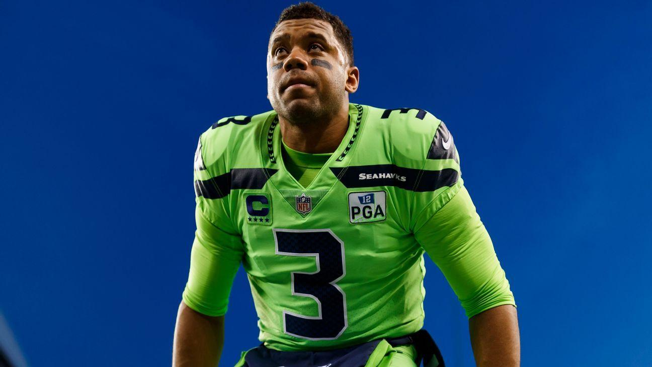 Russell Wilson Gifts His Mom A New Home For Mother's Day - Here's The Emotional Moment