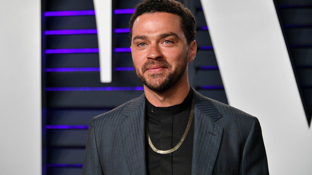 Jesse Williams To Star In Broadway Production - What About 'Grey's Anatomy?'