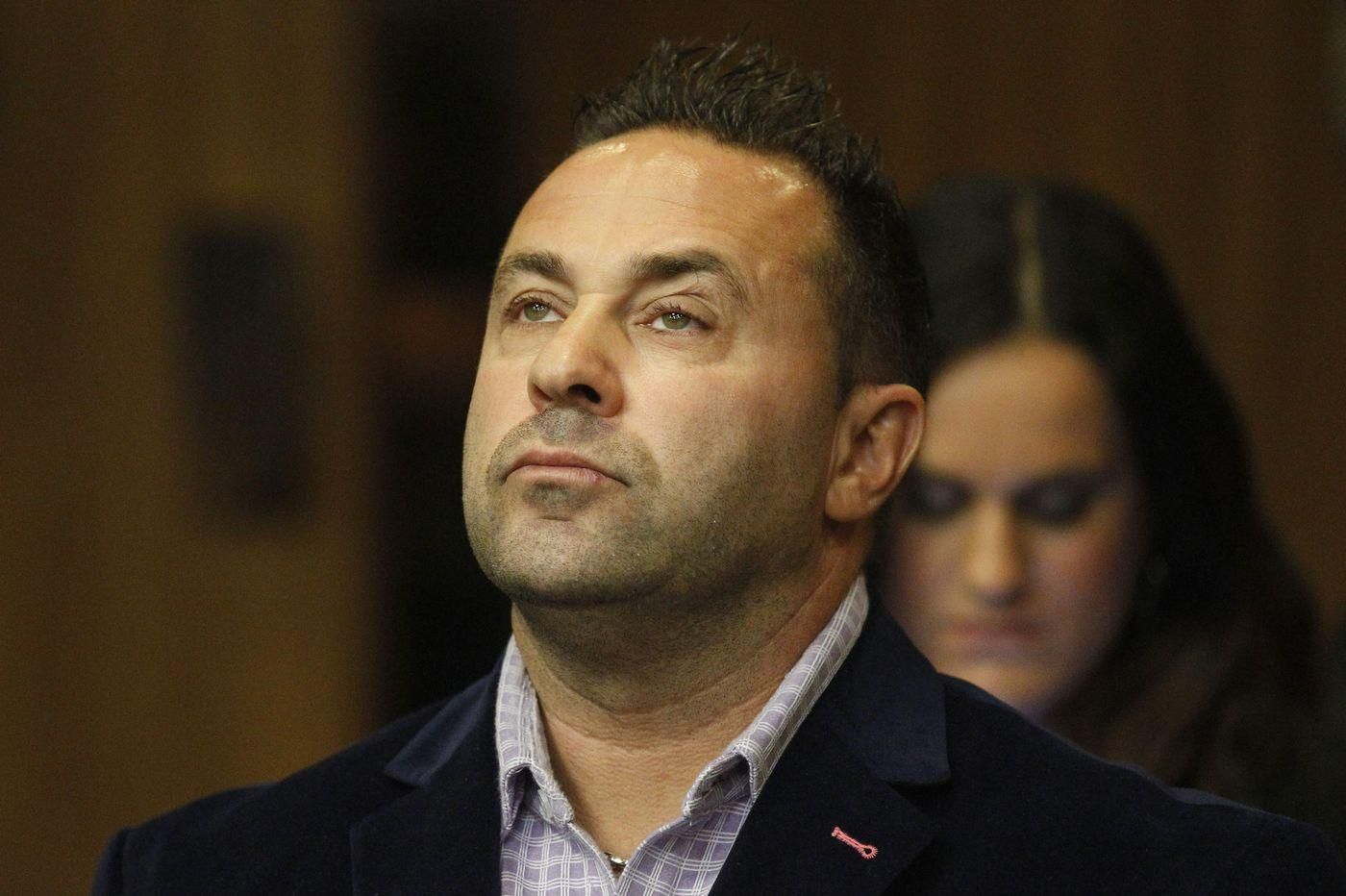 Joe Giudice Is Really Sad About Missing Firstborn Gia's Graduation While In ICE Custody