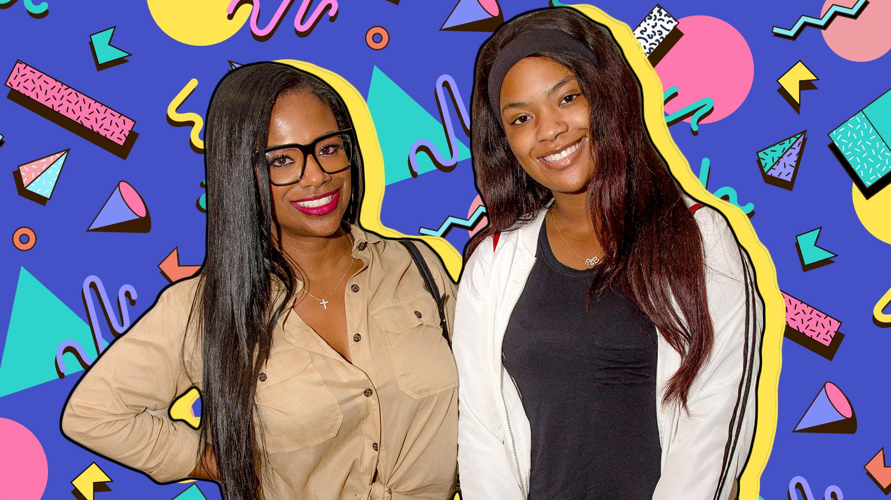 Kandi Burruss Goes To Tokyo With Her Daughter, Riley Burruss - Here Are The First Pics From Their Mommy-Daughter Trip
