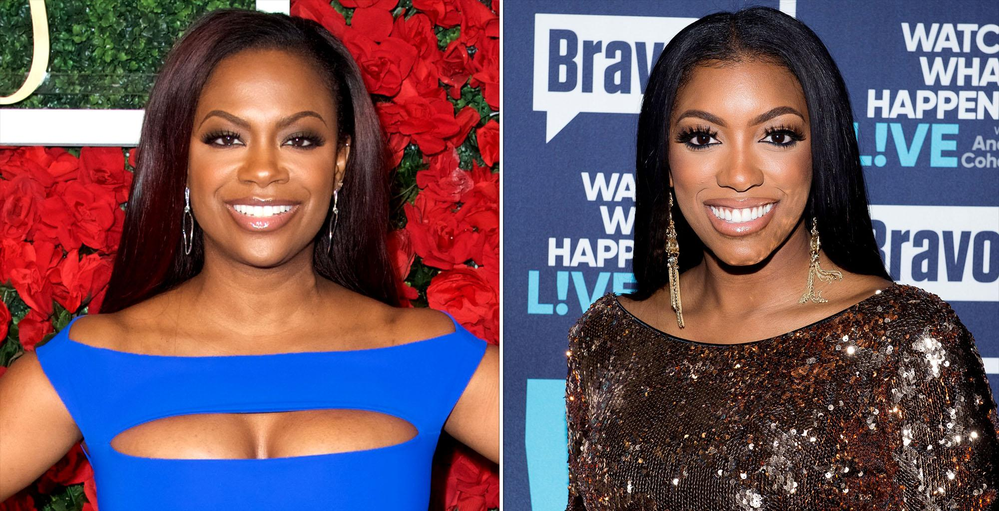Kandi Burruss And Porsha Williams Are Gushing Over Shamea Morton For Her Birthday With Gorgeous Pics And Emotional Messages