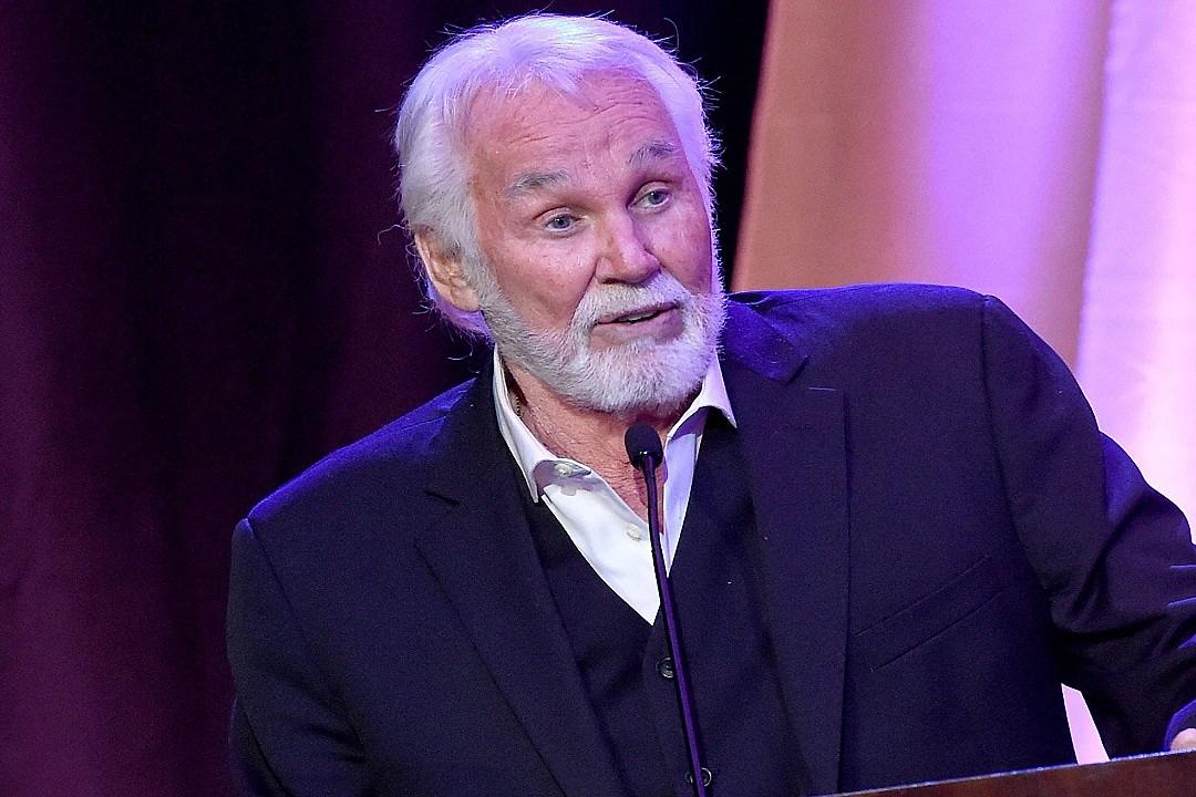 Kenny Rogers Hospitalized In Georgia Due To Dehydration