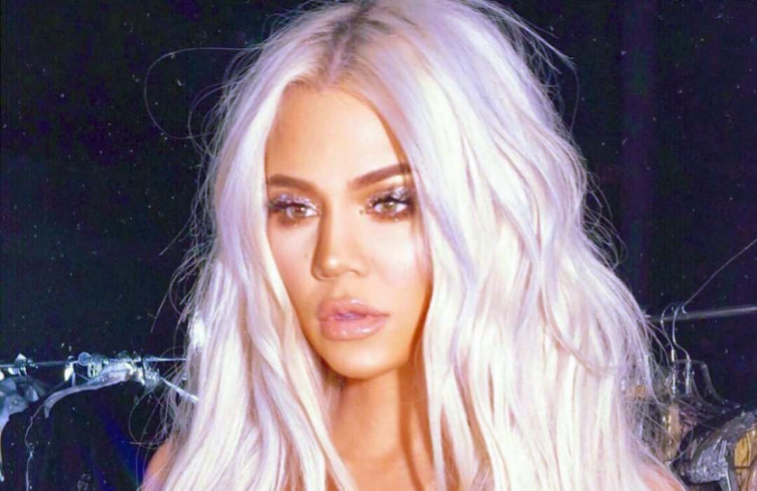 Khloe Kardashian Spotted With Baby True But Her Lips Draw Attention