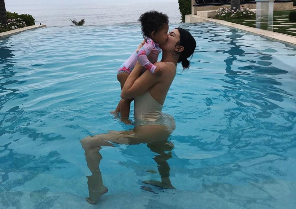 Kylie Jenner Calls Stormi Her 'Malibu Baby' In Adorable New Photos