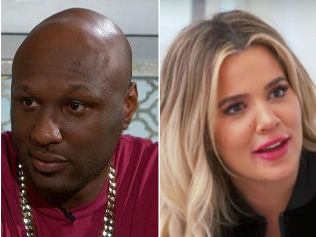 Lamar Odom Claims Khloe Kardashian Texted Him About This One Story After His New Memoir Darkness To Light Was Released