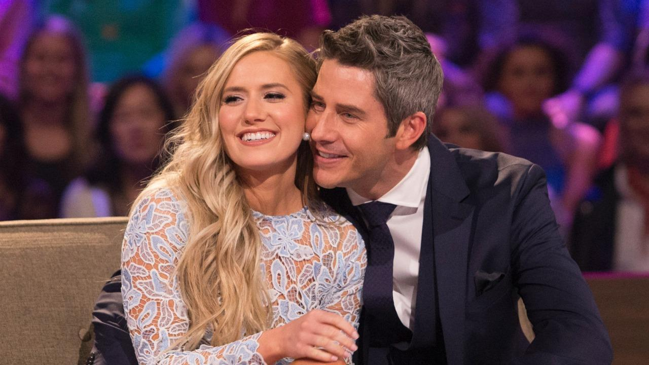 Arie Luyendyk Jr. And Lauren Burnham Are Officially The Parents Of A Baby Girl!