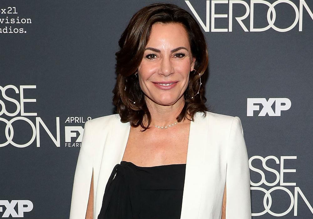 LuAnn De Lesseps Blowing Off Probation Rules! Is Bravo Ready To Give Her The Boot From RHONY?