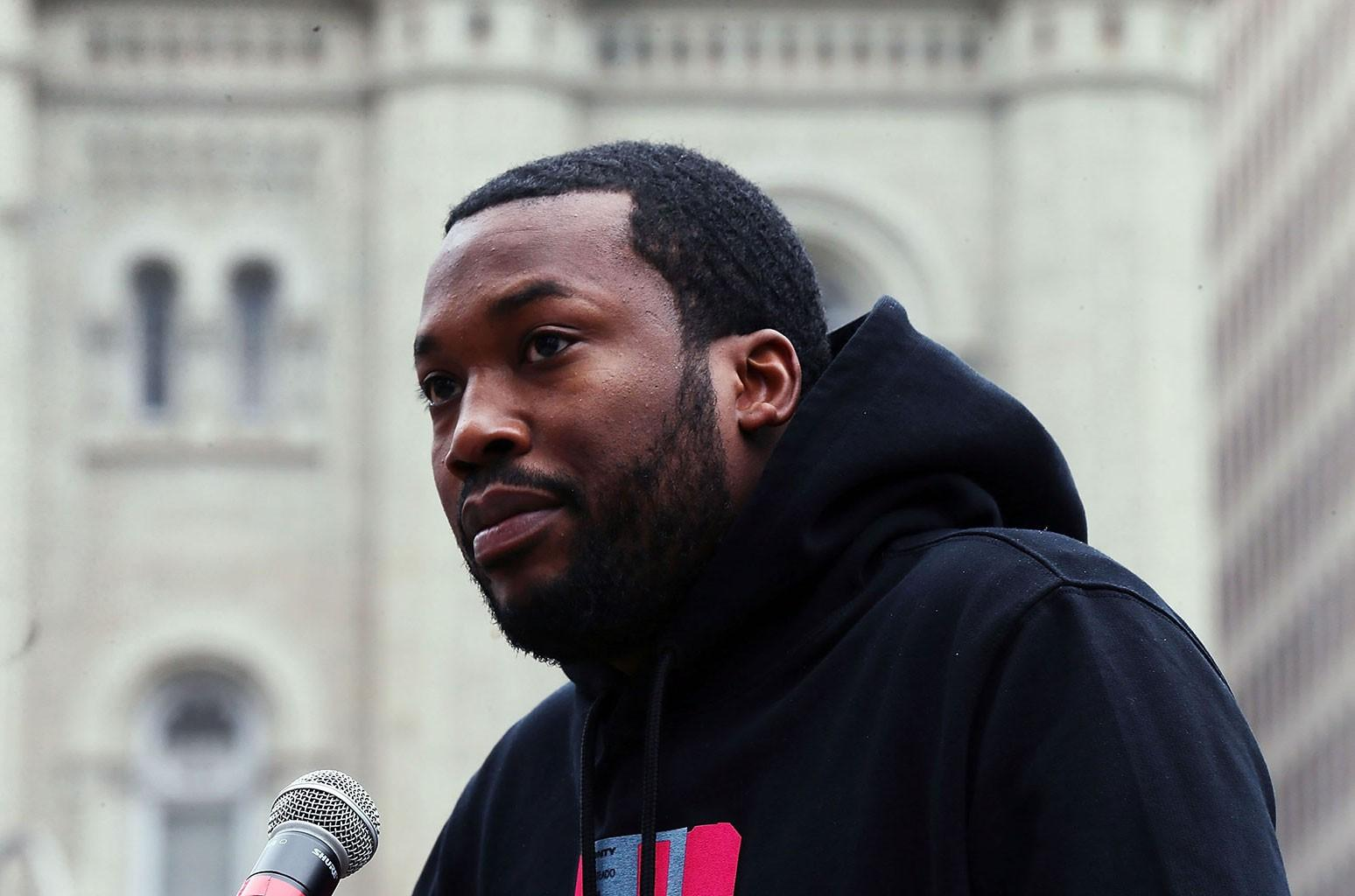 Meek Mill Announces He Is Suing The Cosmopolitan Hotel