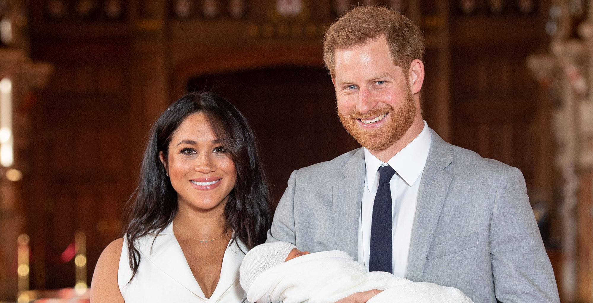 Prince Harry Gushes Over Son Archie - Says He 'Can't Imagine' Life Without Him