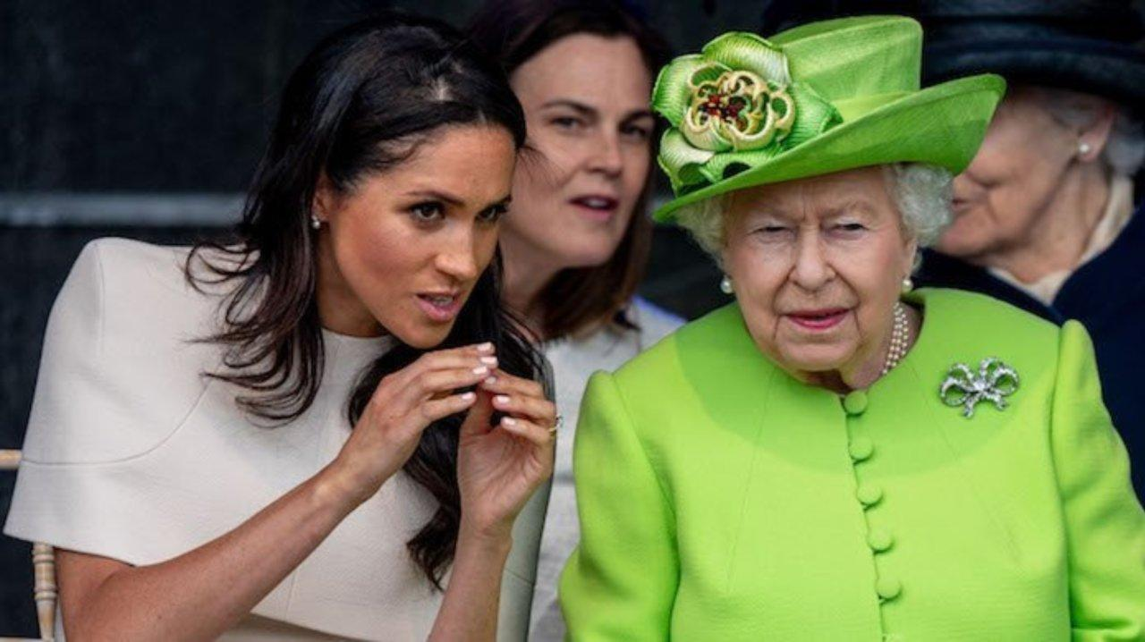 Meghan Markle And Queen Elizabeth Reportedly Had A Fight Over Eggs?