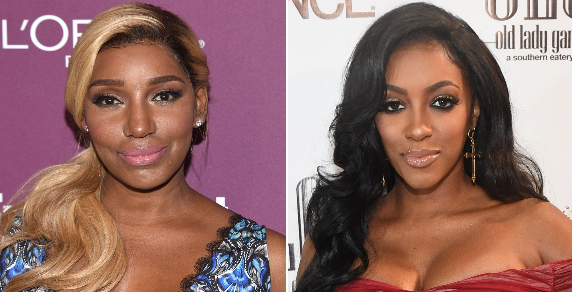 Porsha Williams And NeNe Leakes Will Act Professional And Film Together Despite Their Drama