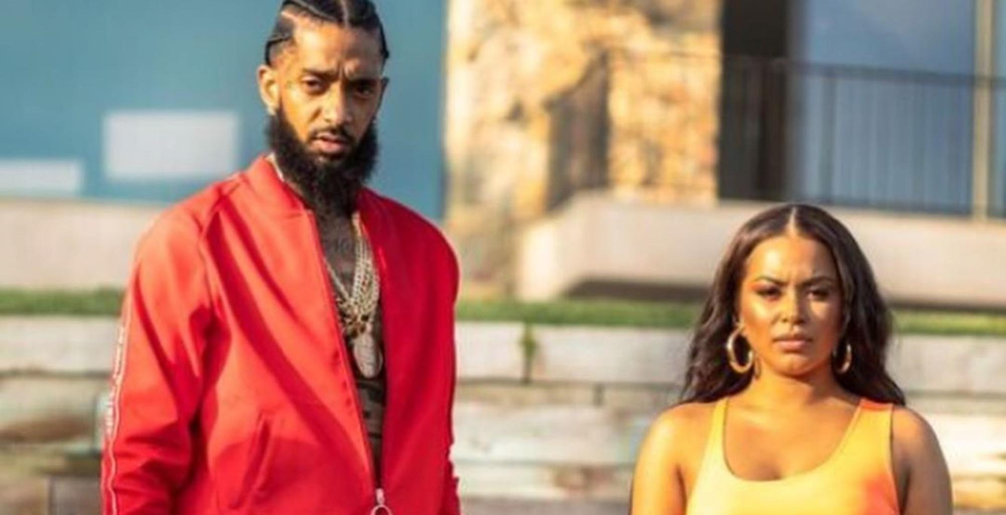 Lauren London Is Being Praised By Nipsey Hussle Fans For Her Courage As The Crips Attempt To Trademark One Of His Catchphrases -- Read How They Think He Changed Her For The Better