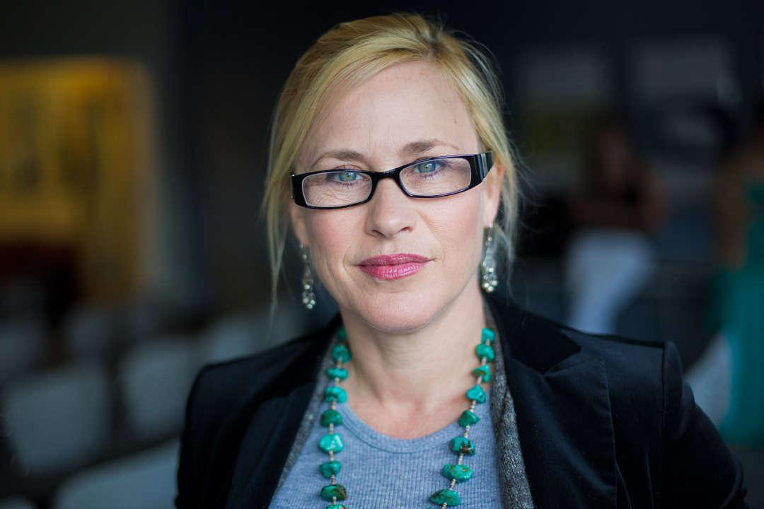 Patricia Arquette Claims Producers Wanted Her To Drop The Pounds For Medium