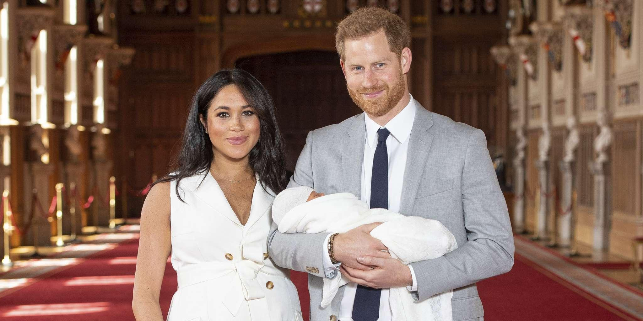 Prince Harry And Meghan Markle's Baby Boy Archie Harrison: All About The Meaning Of His Name!