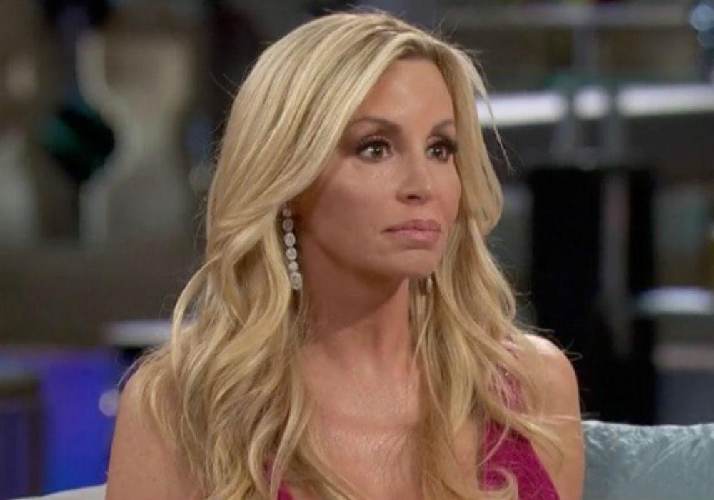 RHOBH Camille Grammer Wants A Full-Time Spot So Bad, She Doesn't Care Who She Stabs In The Back