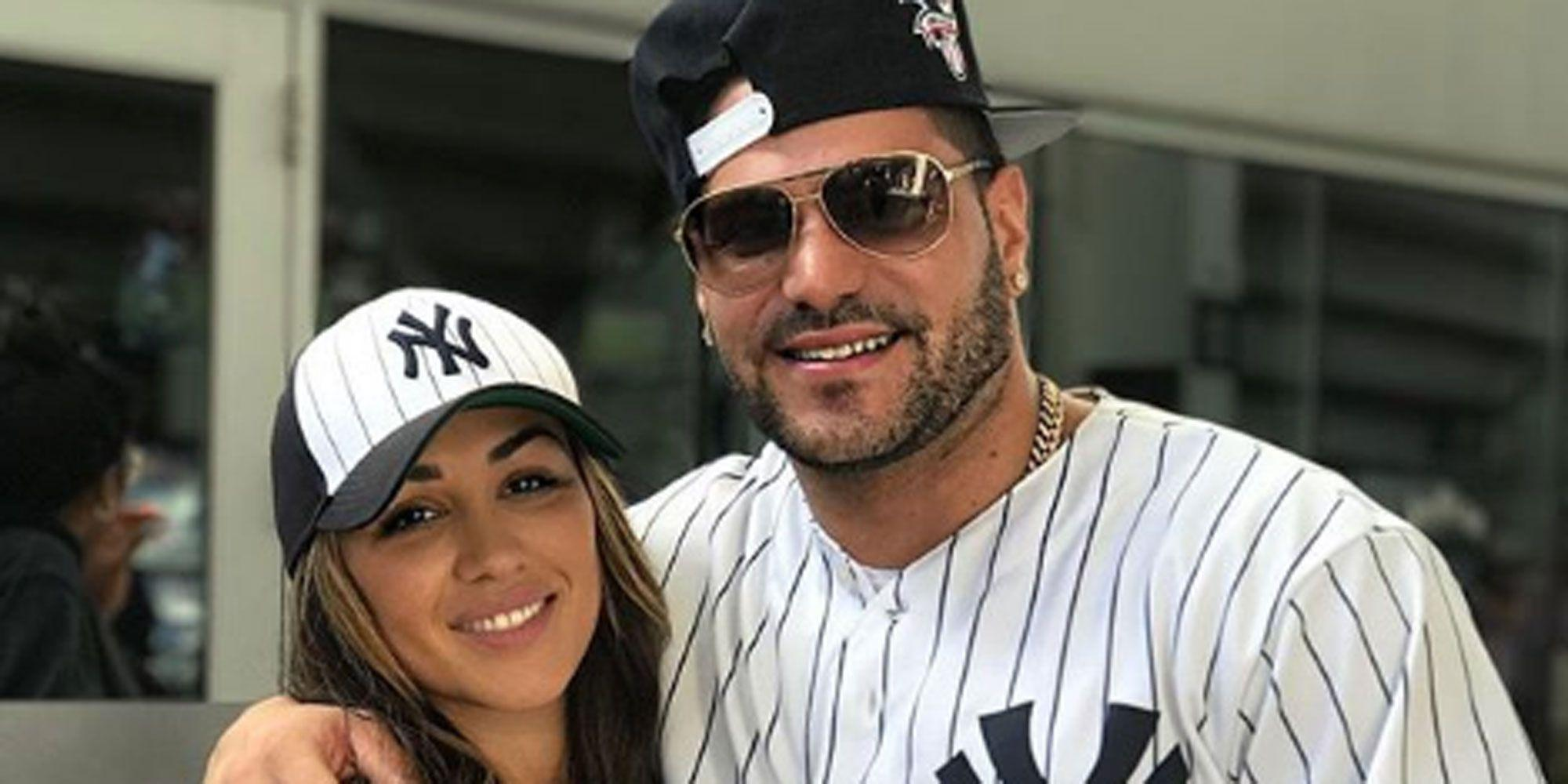 Jen Harley Unfazed By Arrest As Ronnie Magro Reveals He Had Plastic Surgery