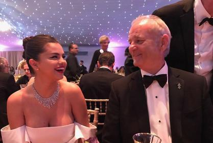 Selena Gomez Says She's 'Getting Married' To Co-Star Bill Murray After Viral Pics!