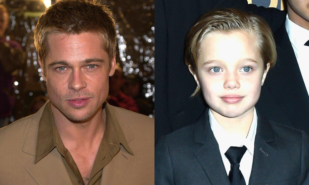 Shiloh Pitt Can't Wait To Celebrate Her Birthday At Brad Pitt's House As Well When Her Dad Comes Back From Europe!