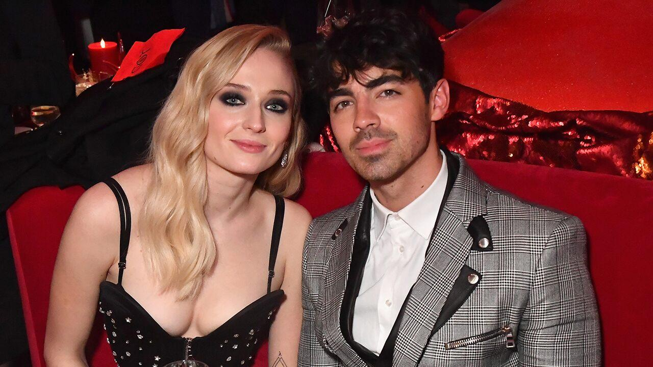 Joe Jonas And Sophie Turner Tie The Knot And Diplo Films It During Spontaneous Las Vegas Ceremony - See The Vid!