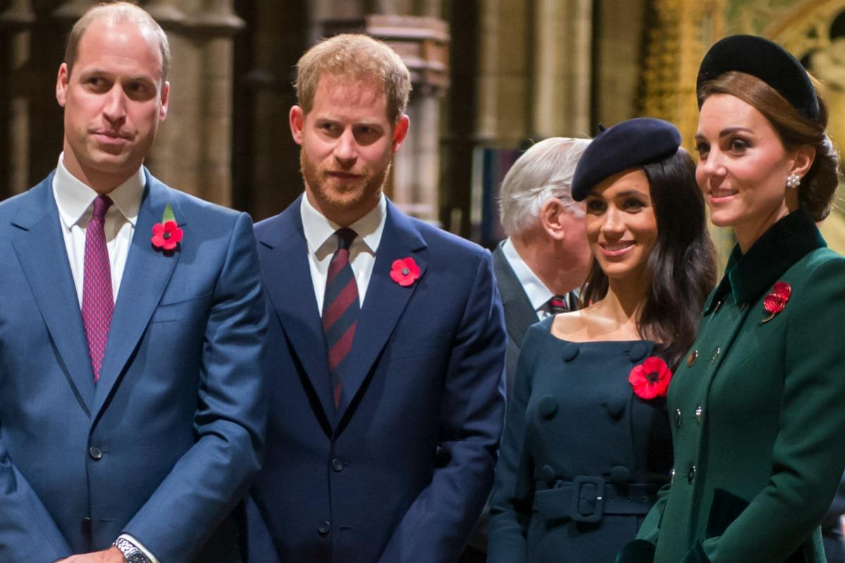 Meghan Markle And Prince Harry Unfollow Prince William And Kate Middleton - Here's Why!