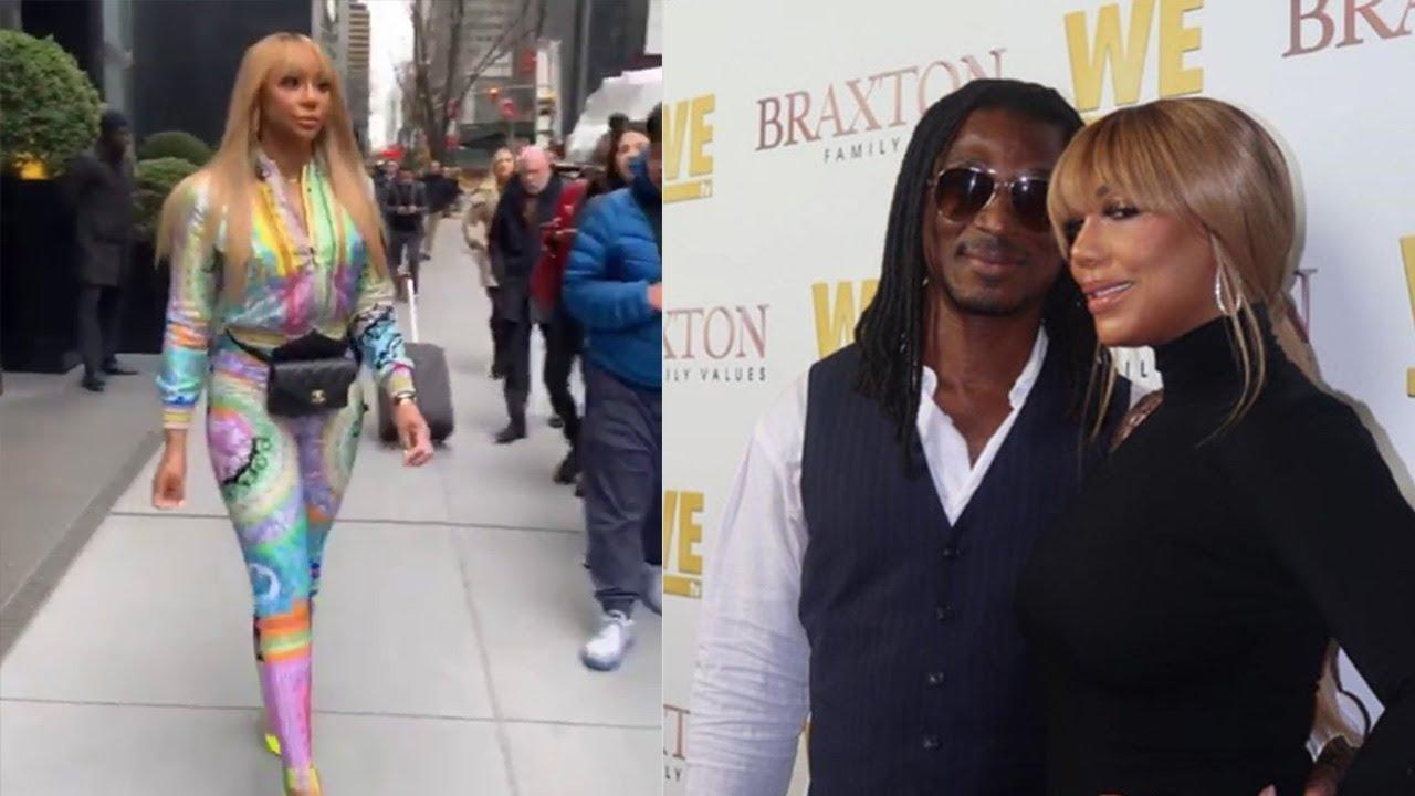 Tamar Braxton Is Living Her Best Life While The Tickets To Her Concert Are Sold Out - David Adefeso Asks Her To Squeeze Him In - Check Out The Video
