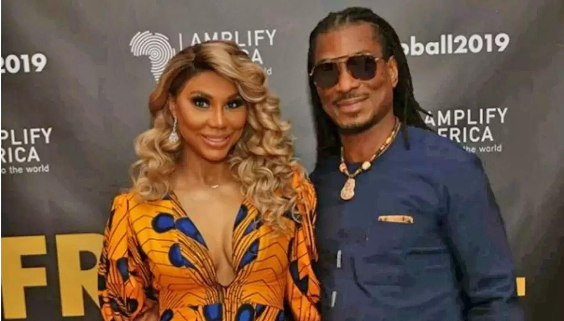 Tamar Braxton And Female Fan Fight Over Boyfriend David Adefeso -- See How Estranged Husband Vince Herbert Got Dragged Into This