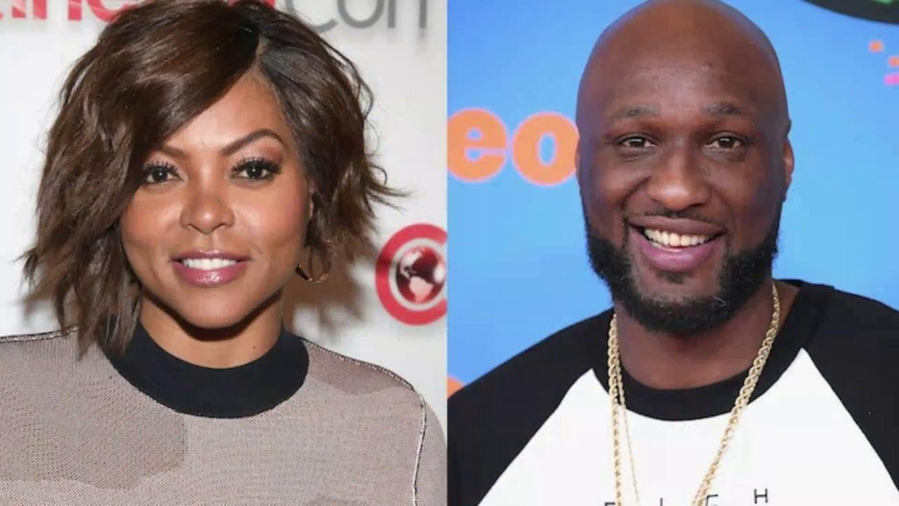 Lamar Odom Press Tour Continues: Khloe Kardashian's Former Husband Reveals That He Fell In Love With Taraji P. Henson And Broke Up Due To Cheating!