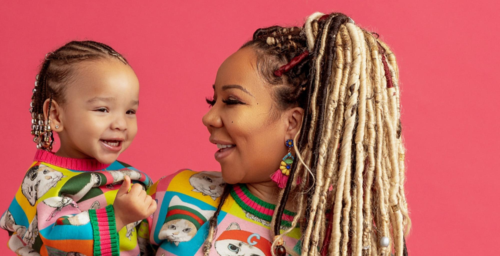 Tiny Harris Praises Her And T.I.'s Daughter, Heiress Harris And Zonnique Pullins Intervenes - Watch The Emotional Video