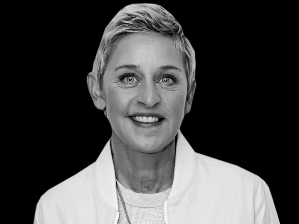 Ellen DeGeneres Reveals She Was Abused By Her Step Father - She Wants Other Victims To Tell Their Stories