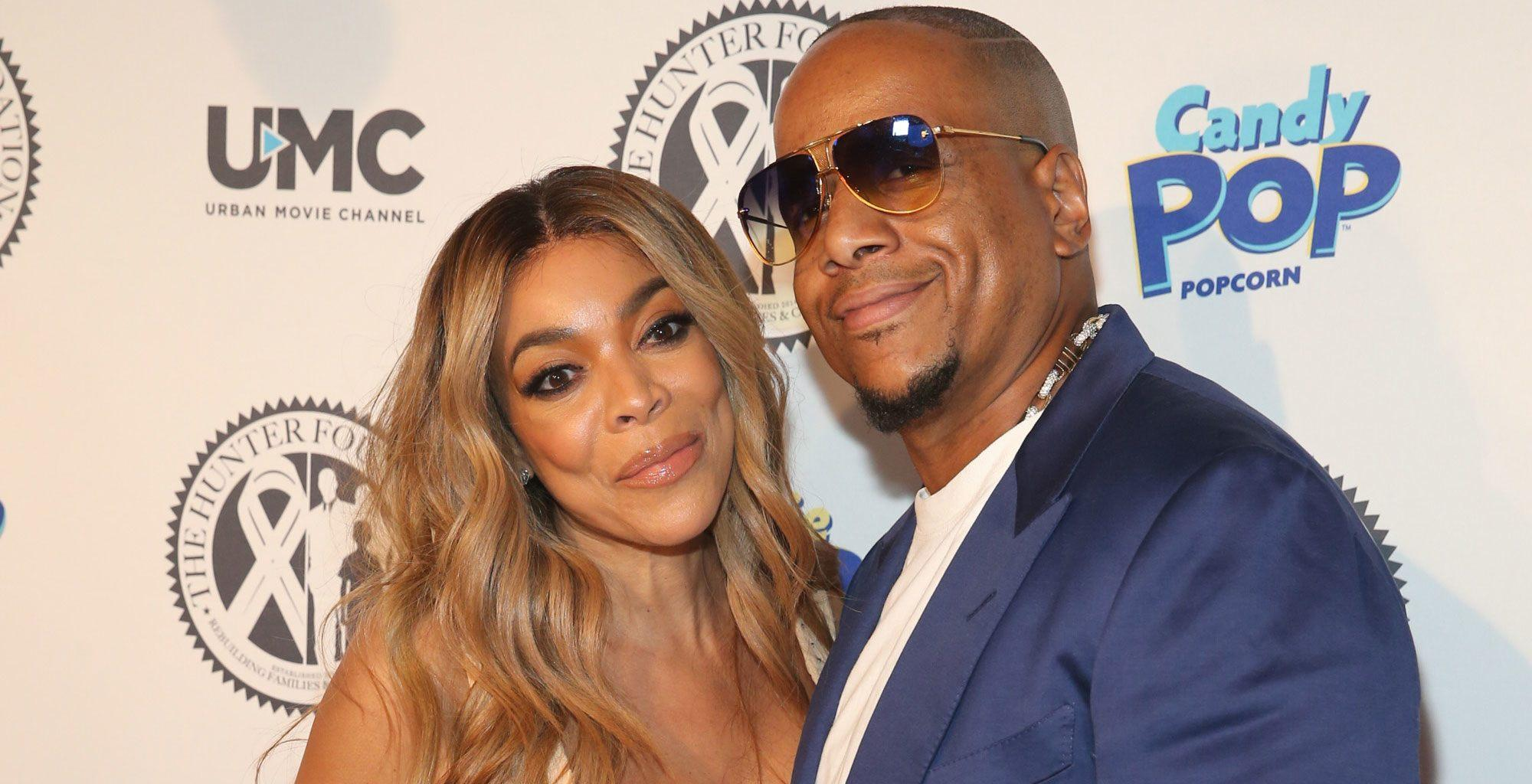 Wendy Williams' Ex Asks For Spousal And Child Support For 18-Year-Old Son Amid Their Divorce
