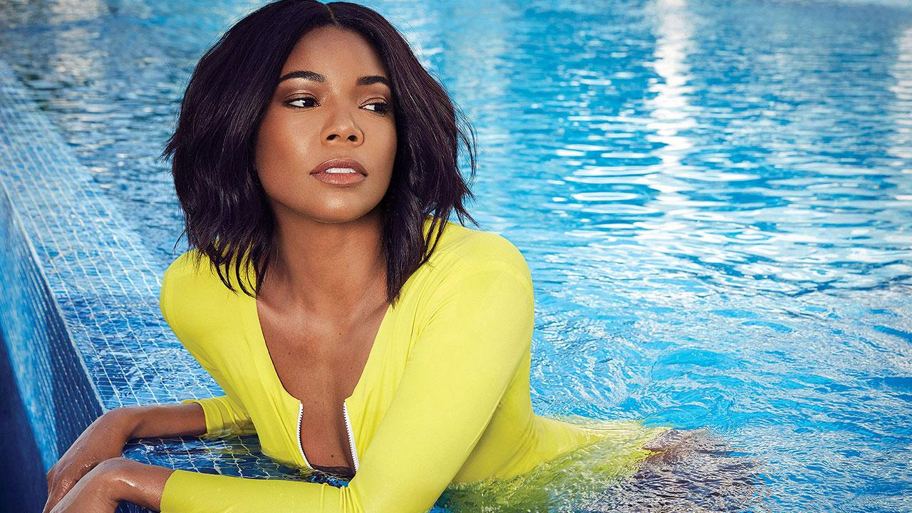 Gabrielle Union Looks Divine In Cannes With Her 'Shady Baby' Girl Kaavia - See The Pics