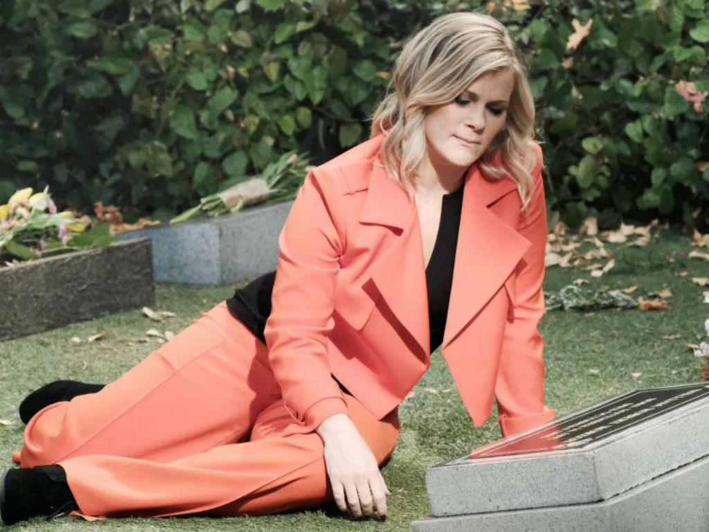 Days Of Our Lives Star Alison Sweeney Reveals Skin Diagnosis In Powerful Instagram Message About Sun Safety