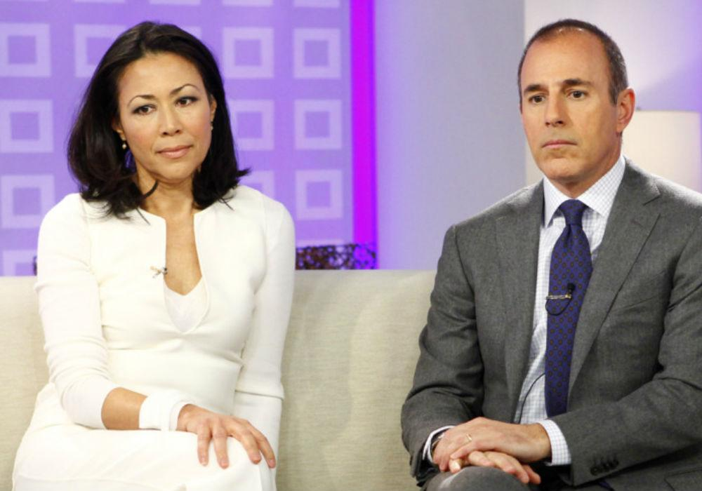 Ann Curry Gets The Matt Lauer Treatment In Today Tribute