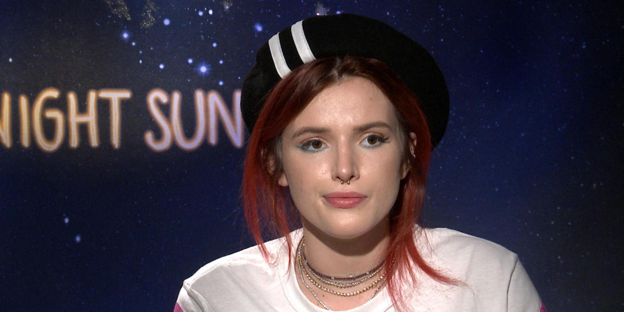 Bella Thorne Slams Whoopi Goldbergs Criticism of Her Nude