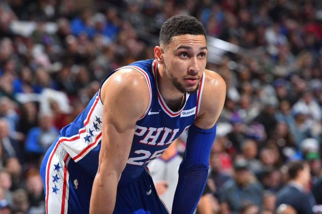 Ben Simmons Likes An Instagram Picture Of Kendall Jenner Shortly After Their Disintegrated Romance