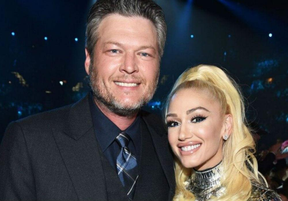 Blake Shelton And Gwen Stefani Pack On The PDA Ahead Of Her Return To The Voice