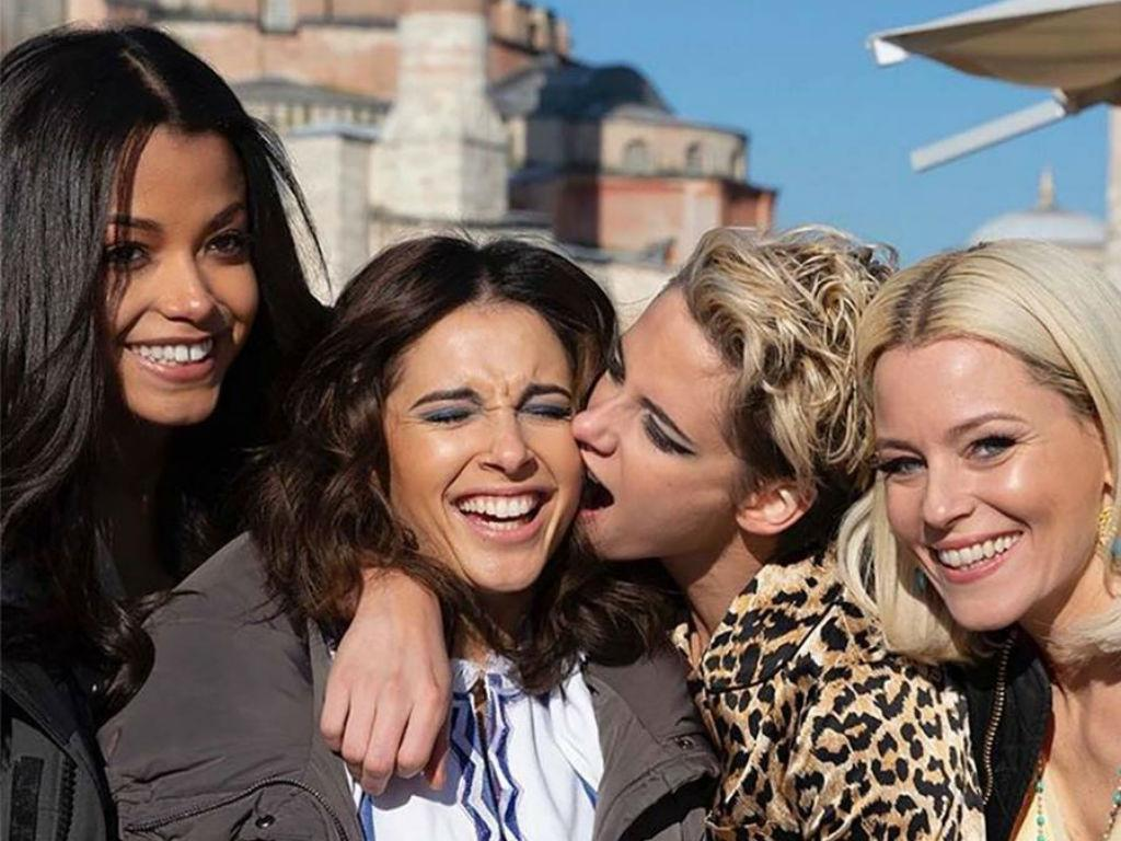 Elizabeth Banks Gives Fans First Look At Charlie's Angels Reboot In Newly Released Trailer