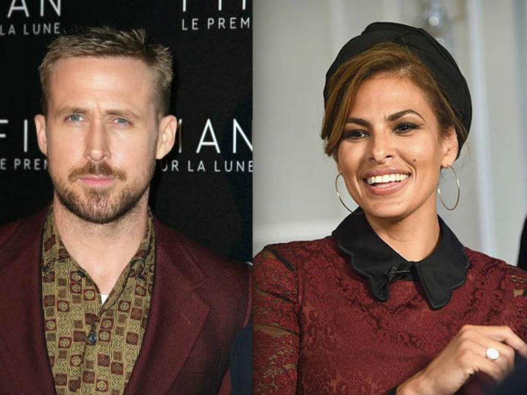 Eva Mendes Shares Throwback Video Clip With Husband Ryan Gosling