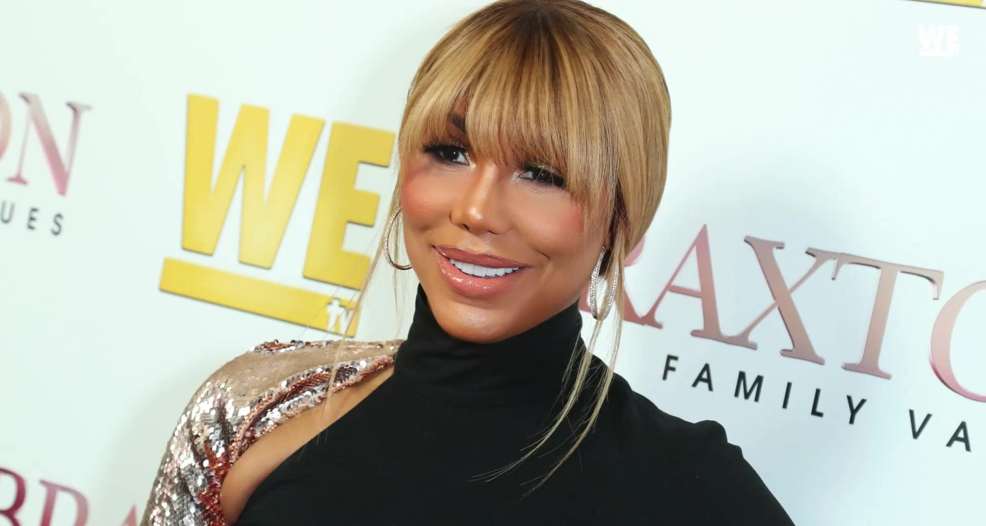 Tamar Braxton Says She's A Winner And David Adefeso Supports Her Completely