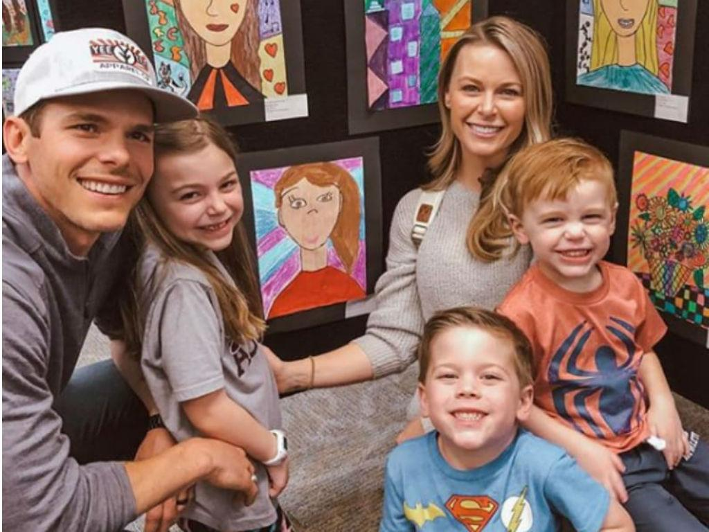 Granger Smith's Wife Amber Shares Emotional Message On Life Without Son River